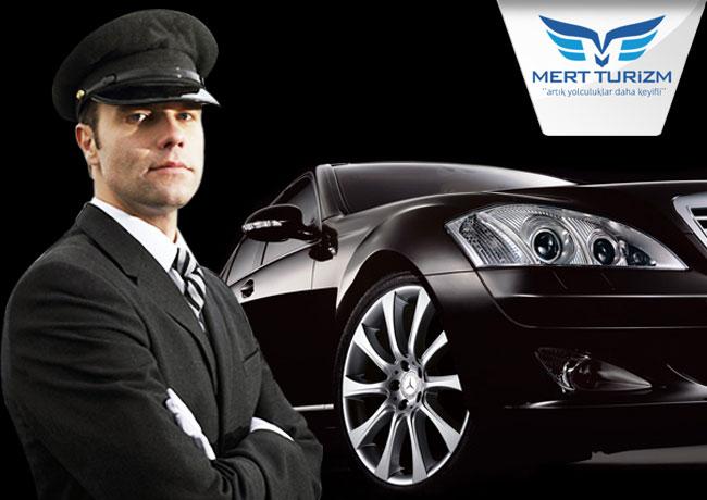 Şoförlü Araç Kiralama Hizmetinde VIP Farkı